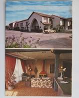 Carte Postale : U.S.A. : California : SAN JOSE : Granada Inn , 690, North Mathilda Avenue, Sunnyvale, Stamp - San Jose