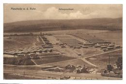 Guerre 14 18 MESCHEDE A. D. Ruhr Gefangenenlager Camp De Prisonniers - Guerre 1914-18