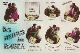 Couple : Les Heures Du Baiser ( Fantaisie ) - Couples