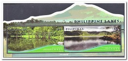 Philipijnen 2018, Postfris MNH, Lake, Nature - Filippijnen