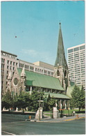 Montréal - Christ Church Cathedral  - (Québec, Canada) - Montreal