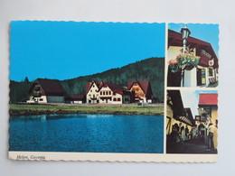 Carte Postale : U.S.A. : Georgia : HELEN, The Alpine Village - Etats-Unis