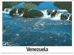 3055t: AK Venezuela, Gelaufen 2004 Nach Österreich - Venezuela