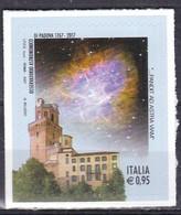 Repubblica Italiana, 2017 - 95c Osservatorio Astronomico Di Padova - Nr.3814 MNH** - 6. 1946-.. Repubblica