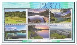 Philipijnen 2018, Postfris MNH, Lakes, Nature - Filippijnen