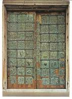 3055r: AK Porta Bronzea Di S. Zeno, Gelaufen Im Jahr 2000 Nach Österreich - Verona