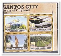 Philipijnen 2018, Postfris MNH, General Santos City - Filippijnen