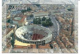 3055q: AK Verona, Römisches Kolosseum, Ungelaufen - Geschiedenis