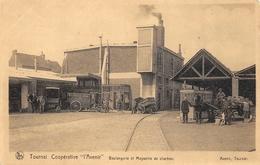 """Tournai Coopérative """"L'Avenir"""" Boulangerie Et Magasins De Charbon - Doornik"""