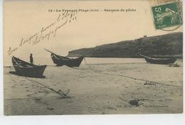 LA FRANQUI PLAGE - Barques De Pêche - France