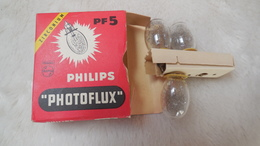 Accessoires Appareil Photo,ampoules Pour Flash,philips Photoflux Zirconium PF5 (3/5) - Zubehör & Material