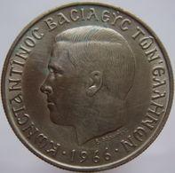 Greece 2 Drachmai 1966 UNC - Grecia