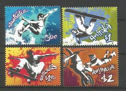 Australia 2006 Extreme Sports Y.T. 2569/2572 ** - 2000-09 Elizabeth II