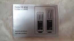 Accessoires Appareil Photo, Livret Flash Rollei - Matériel & Accessoires