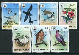 Grenada 1978 Wild Birds Set MNH (SG 922-928) - Grenada (1974-...)