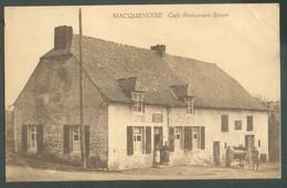 MACQUENOISE - Café Restaurant SIMON - 13888 - Chimay