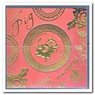 Philipijnen 2018, Postfris MNH, Year Of The Pig - Filippijnen