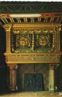 CPM.Blois.le Château.cheminée Renaissance Des Appartements De Catherine De Médicis - Blois