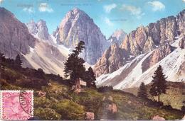 ALTE  AK  KALKÖGEL / Tirol  - Teilansicht - 1911 Gelaufen - Österreich