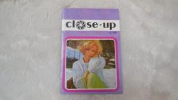 Accessoires Appareil Photo, Livret Publicitaire Close-up, Pas Manuel Mode D'emploi - Zubehör & Material