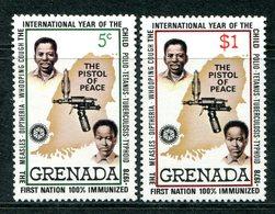 Grenada 1979 International Year Of The Child - 2nd Issue Set MNH (SG 1006-1007) - Grenada (1974-...)