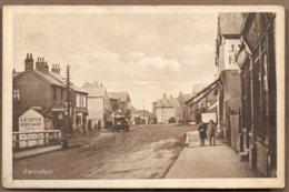 Laindon Street Scene Posted 1943 - England