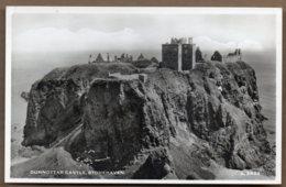 Stonehaven Dunnottar Castle Not Posted - Aberdeenshire