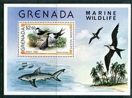 Grenada 1979 Marine Wildlife MS MNH (SG MS1016) - Grenada (1974-...)