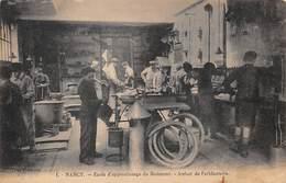 54. N° 55000.nancy.école D'apprentissage Du Batiment .atelier De Ferblanterie - Nancy