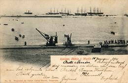 Iquique, Bahia Y Muelle, 1901 - Chile