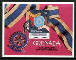 Grenada 1980 75th Anniversary Of Rotary International MS MNH (SG MS1039) - Grenada (1974-...)