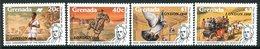 Grenada 1980 London 1980 Stamp Exhibition Set MNH (SG 1065-1068) - Grenada (1974-...)