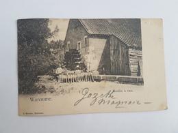 A 1453 - Waremme Moulin à Eau - Waremme