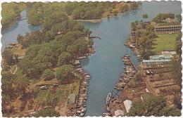 Island Park Toronto - Marina - (Ontario, Canada) - Wharf & Tennis Courts - Toronto