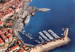 AJACCIO Le Port De Commerce Et Le Port De Plaisance 30(scan Recto-verso) MA932 - Ajaccio