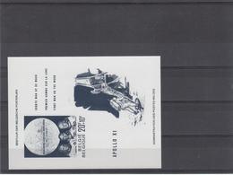 België / Ongetande Zegel / Apollo XI - Autres