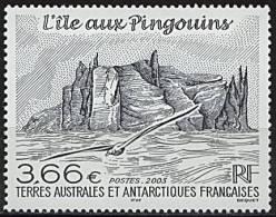 TAAF, N° 362** Y Et T - Tierras Australes Y Antárticas Francesas (TAAF)