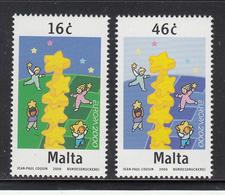2000 Malta Europa Complete Set Of 2 MNH - Malta