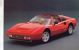 Ferrari 328 GTS       -  CPM - Turismo