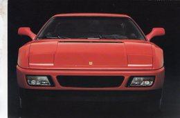 Ferrari 348 TB       -  CPM - Turismo