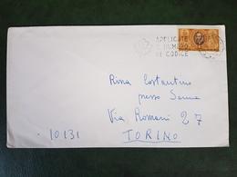 (37065) STORIA POSTALE ITALIA 1967 - 1961-70: Marcophilia