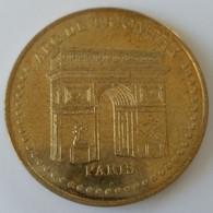 Jeton - Touristique - Monnaie De PARIS -2009 - Arc De Triomphe - PARIS - - 2009