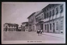 Un Saluto Da LUCINICO (Gorizai) - Viaggiata 1940 - Animata - Gorizia