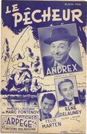 Le Pêcheur - Andrex (p;et M: Marc Fontenoy), 1949 - Music & Instruments