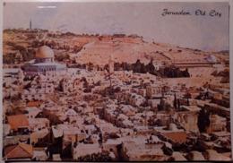 Israel, Palestine - Jerusalem Old City - 1970 - Israele