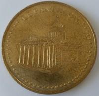 Jeton - Touristique - Monnaie De PARIS -2009 - LE PANTHEON - - 2009