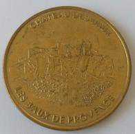Jeton - Touristique - Monnaie De PARIS - 2002 - CHATEAU DES BAUX - LES BAUX DE PROVENCE - - Monnaie De Paris