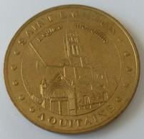 Jeton - Touristique - Monnaie De PARIS - 2002 - SAINT-EMILION - AQUITAINE - - Monnaie De Paris