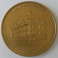 Jeton - Touristique - Monnaie De PARIS - AZAY LE RIDEAU - - Monnaie De Paris