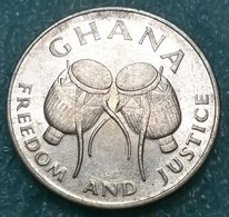 Ghana 50 Cedis, 1997 -4482 - Ghana
